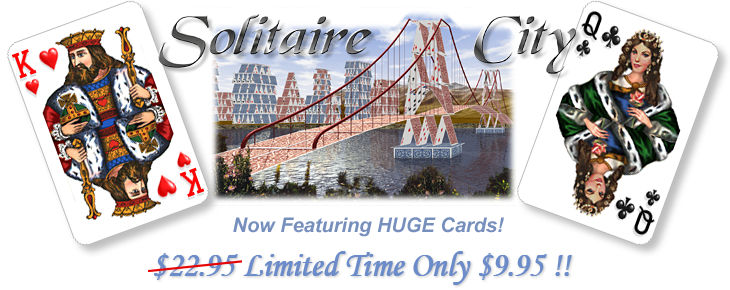 Solitaire City for Macintosh