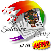 New Version of Solitaire Setty
